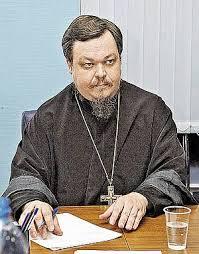 Всеволод Чаплин, заместитель председателя Отдела внешних церковных связей Московского Патриархата.