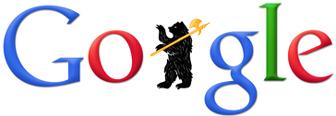 Google Logo: Millennium City Yaroslavl