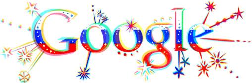 Google Logo: 2011 Russia Day