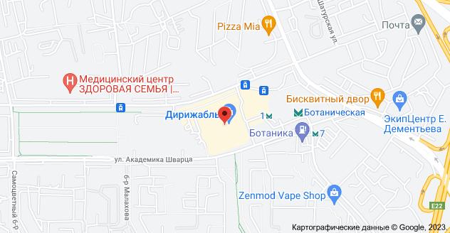 ул. Академика Шварца, 17, Екатеринбург, Свердловская обл., 620089: карта