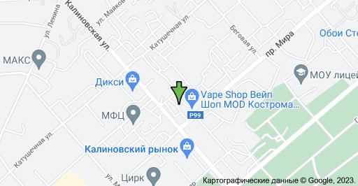 просп. Мира, 67, Кострома, Костромская область